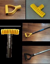 Черенки и ручки для лопат