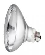 ИК-лампа из закаленного стекла Philips - 150 Вт — прозрачная