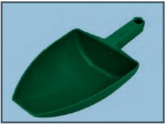 Лопатка для корма