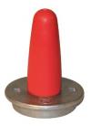 Алюминиевый клапан для поилки с соской