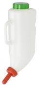 Бутылка для выпойки молоком и раствором